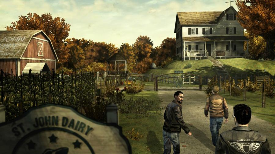 The Walking Dead Screenshot 7