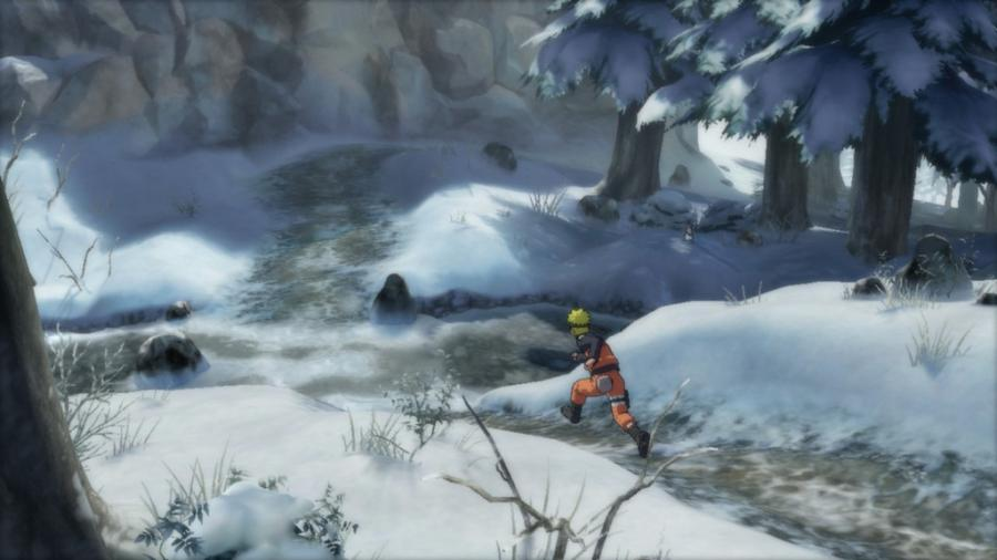 Naruto Shippuden - Ultimate Ninja Storm 3 Full Burst Screenshot 7
