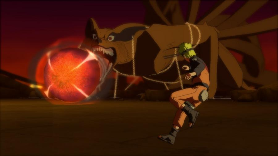Naruto Shippuden - Ultimate Ninja Storm 3 Full Burst Screenshot 1