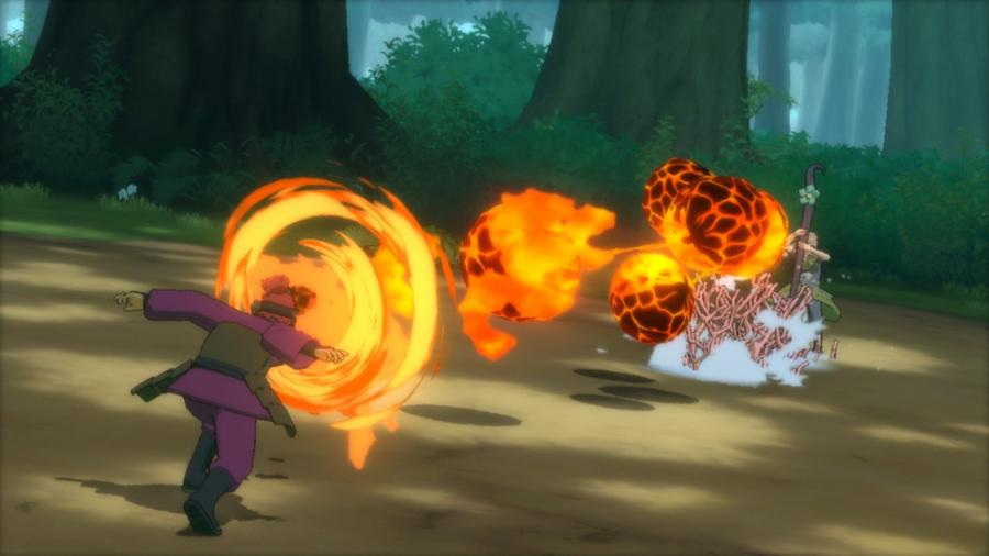 Naruto Shippuden - Ultimate Ninja Storm 3 Full Burst Screenshot 4