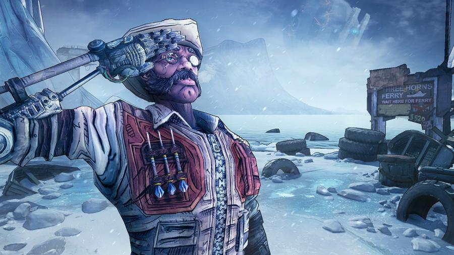 Borderlands 2 - Game of the Year Edition (EU Key) Screenshot 11