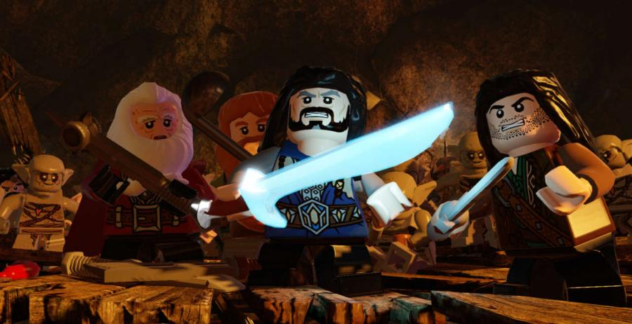 LEGO - The Hobbit Screenshot 2