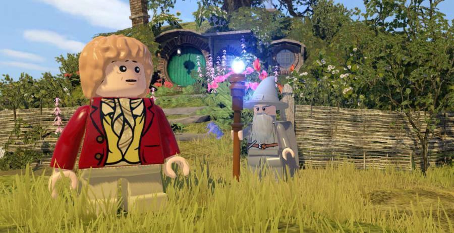 LEGO - The Hobbit Screenshot 3