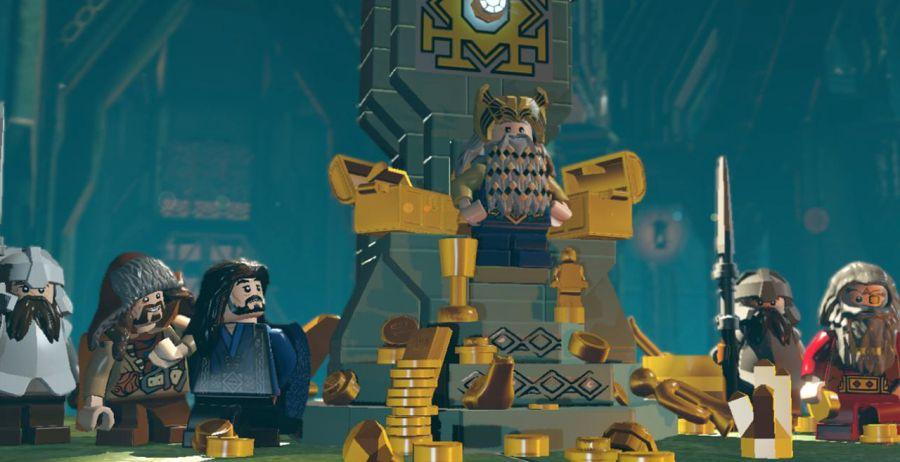 LEGO - The Hobbit Screenshot 8