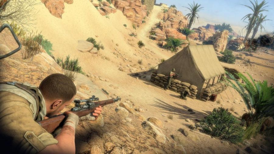 Sniper Elite 3 Screenshot 7