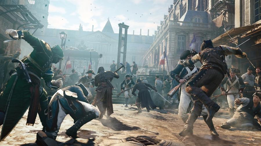 Assassin's Creed Unity Screenshot 8