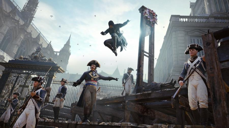 Assassin's Creed Unity Screenshot 5