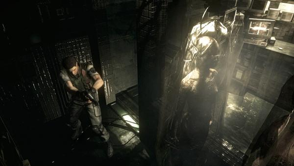 Resident Evil HD Remaster Screenshot 9