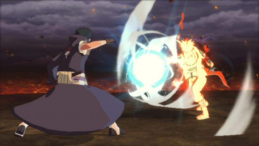 Naruto Shippuden Ultimate Ninja Storm - Revolution Screenshot 4
