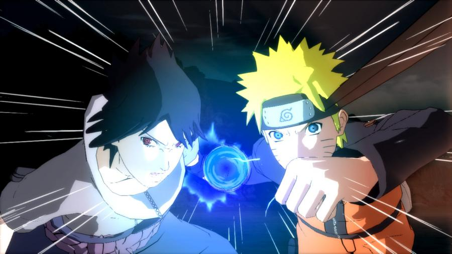Naruto Shippuden Ultimate Ninja Storm - Revolution Screenshot 2