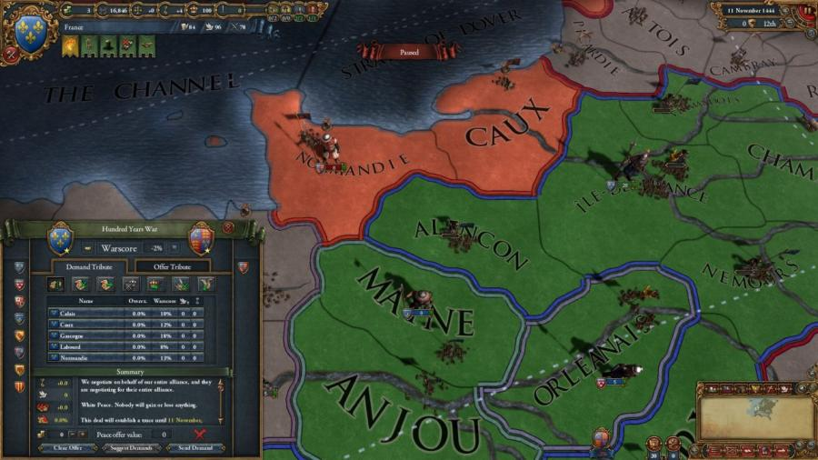 Europa Universalis IV - Art of War (Addon) Screenshot 9