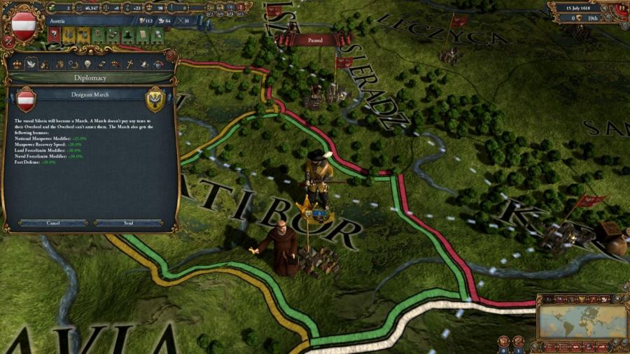 Europa Universalis IV - Art of War (Addon) Screenshot 2