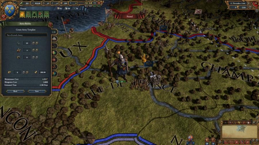Europa Universalis IV - Art of War (Addon) Screenshot 8