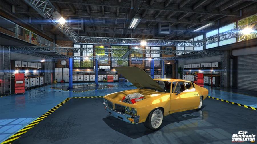 Car Mechanic Simulator 2015 Screenshot 2