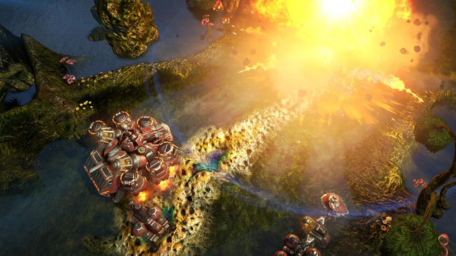 Grey Goo Screenshot 3
