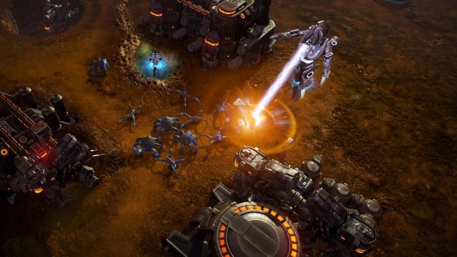 Grey Goo Screenshot 2