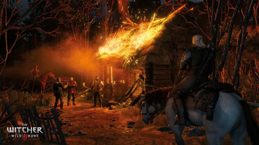 The Witcher 3 Wild Hunt - GOG Key Screenshot 8