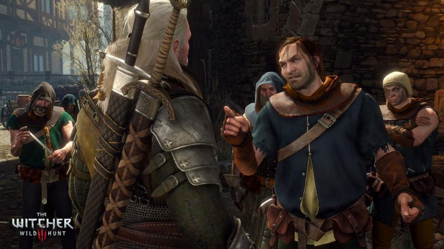 The Witcher 3 Wild Hunt - GOG Key Screenshot 9