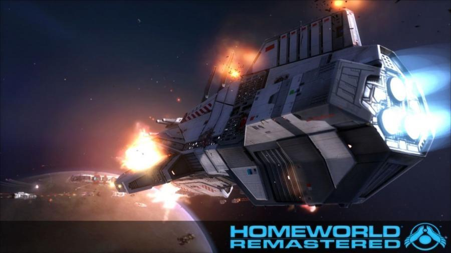 Homeworld Remastered Collection Screenshot 5