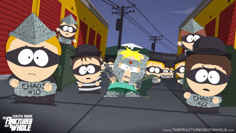 South Park - The Fractured but Whole Screenshot 4