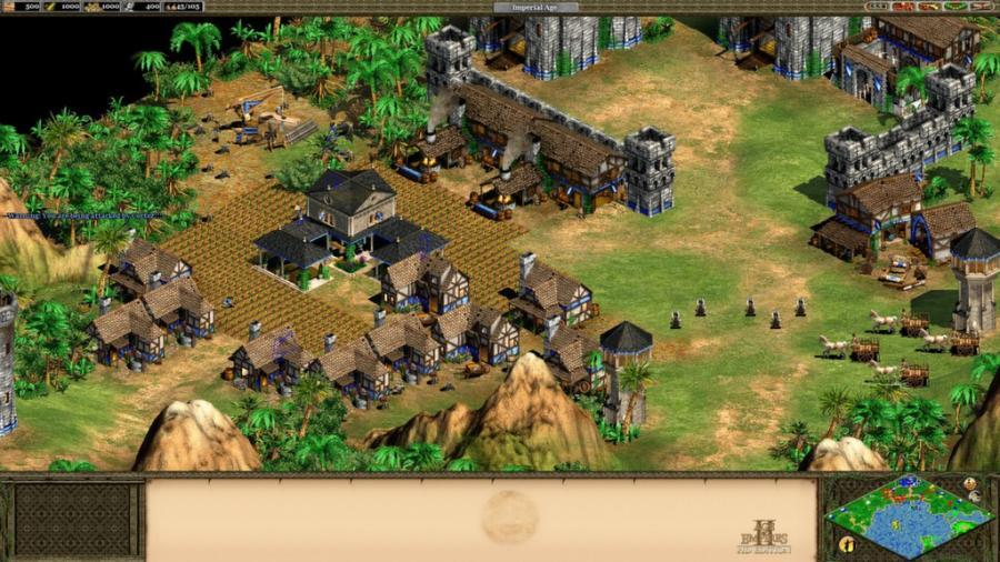 Age of empires 2 hd steam gift key screenshot 1
