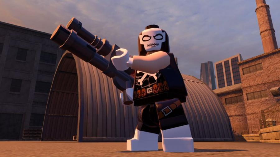 LEGO Marvel's Avengers - Deluxe Edition Screenshot 9