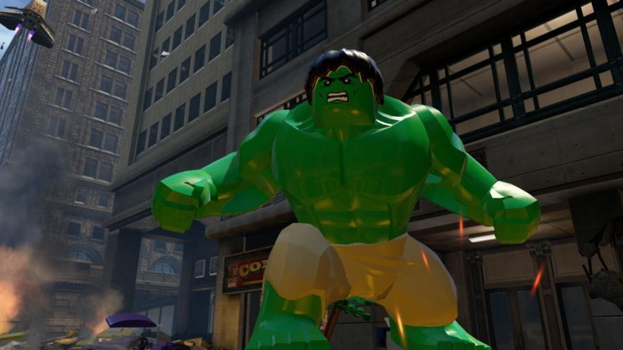 LEGO Marvel's Avengers - Deluxe Edition Screenshot 3