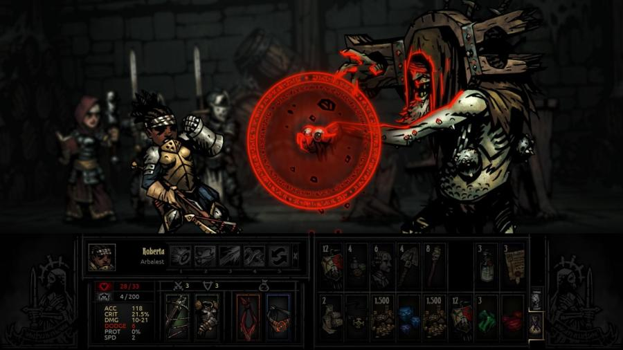 Darkest Dungeon Screenshot 6