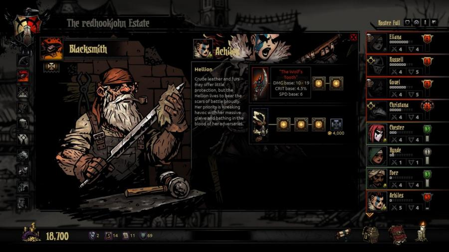 Darkest Dungeon Screenshot 7