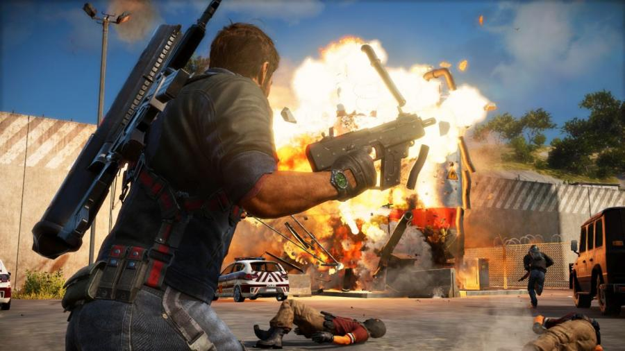 Just Cause 3 - XL Edition Screenshot 2