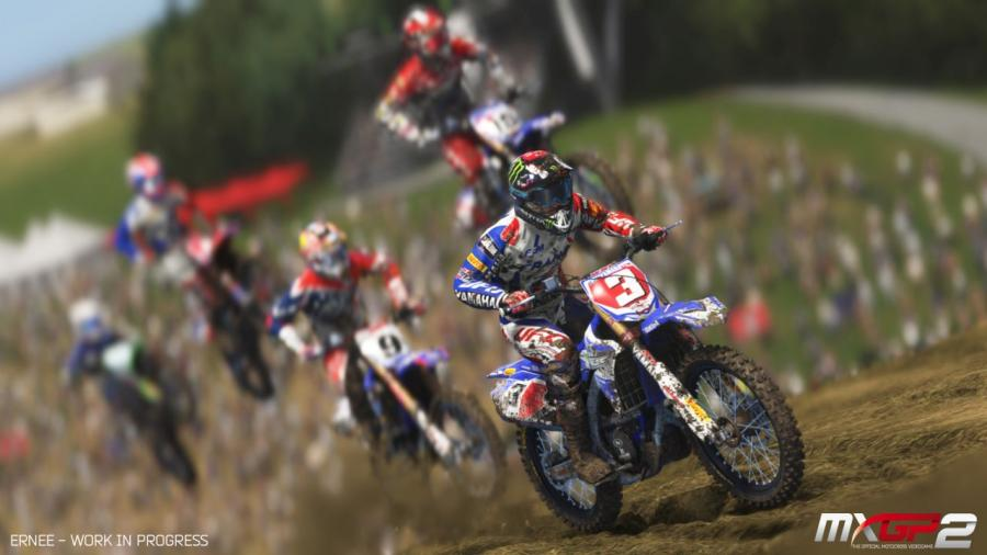MXGP 2 - The Official Motocross Videogame Screenshot 7