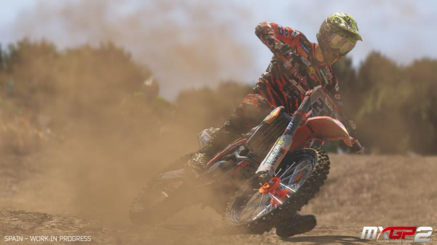 MXGP 2 - The Official Motocross Videogame Screenshot 2