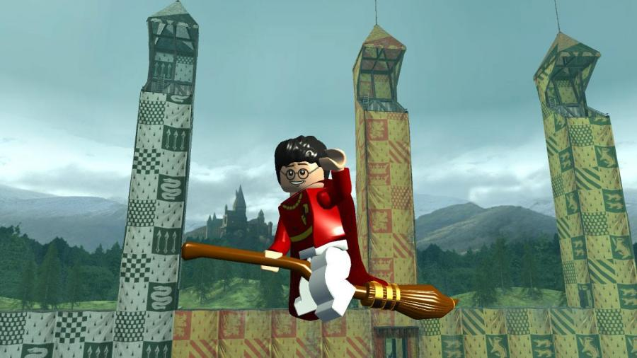 LEGO Harry Potter: Years 1-4 Screenshot 2
