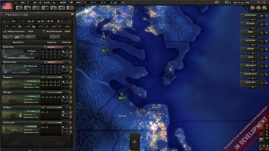 Hearts of Iron IV - Cadet Edition Screenshot 8