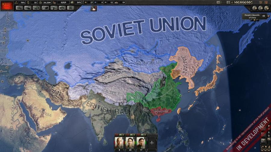 Hearts of Iron IV - Cadet Edition Screenshot 9