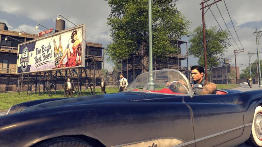 Mafia II - Digital Deluxe Edition Screenshot 3
