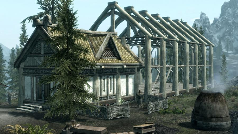 The Elder Scrolls V: Skyrim - 3 DLC Pack Screenshot 6