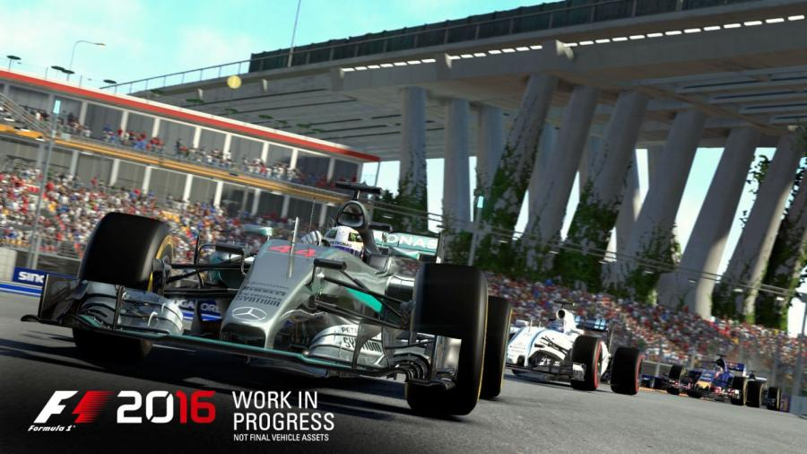 F1 2016 Screenshot 9