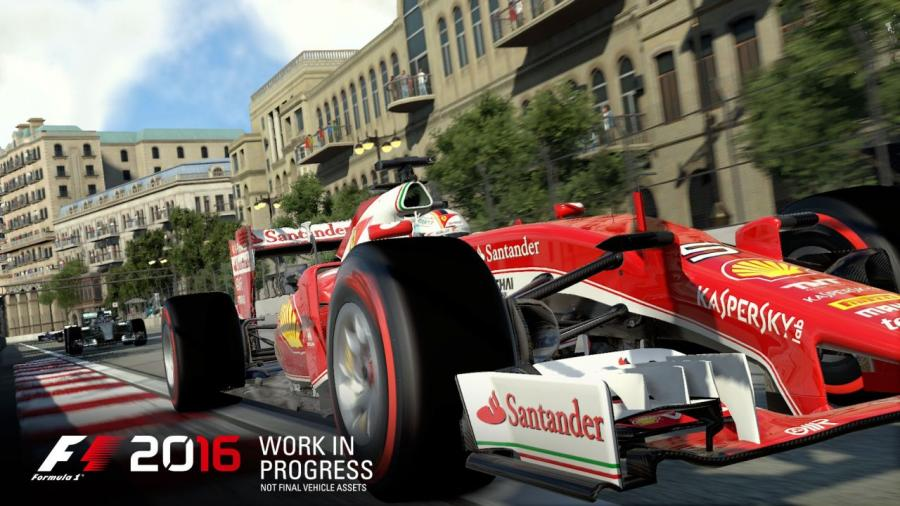 F1 2016 Screenshot 3
