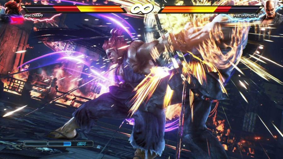 Tekken 7 Screenshot 2