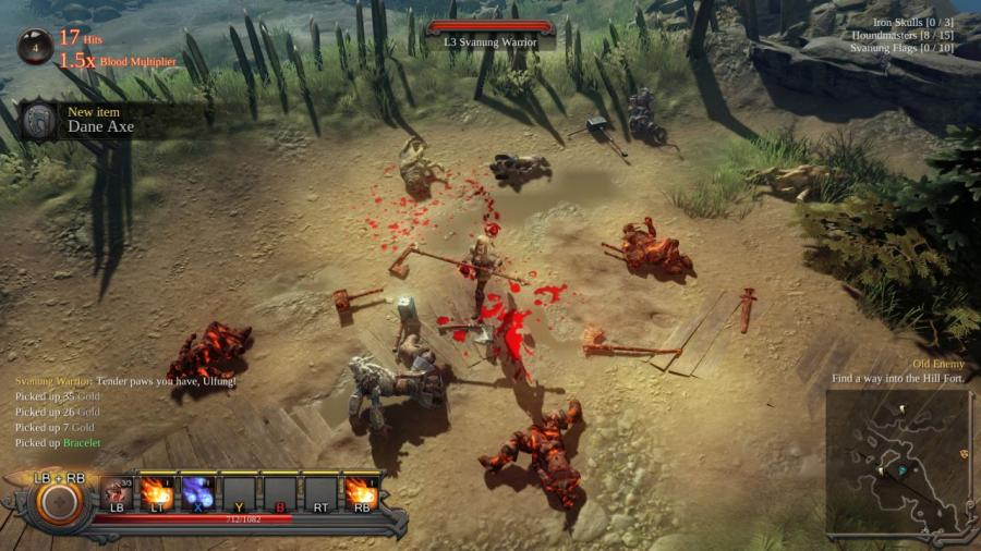 Vikings - Wolves of Midgard Screenshot 1
