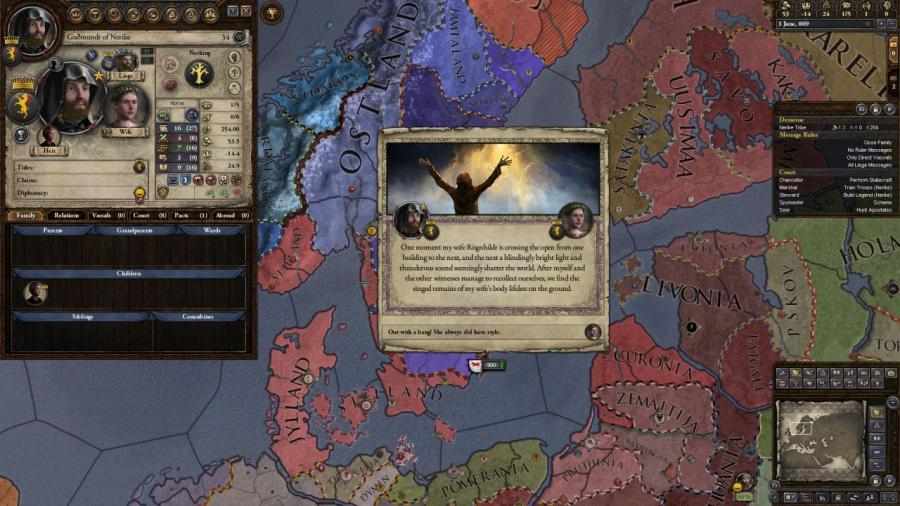 Crusader Kings II - Monks and Mystics (DLC) Screenshot 8