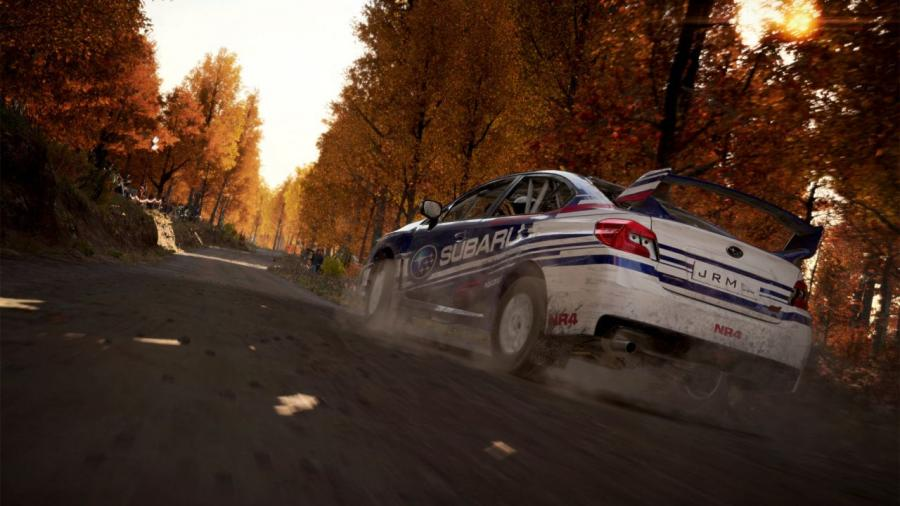 DiRT 4 Screenshot 1