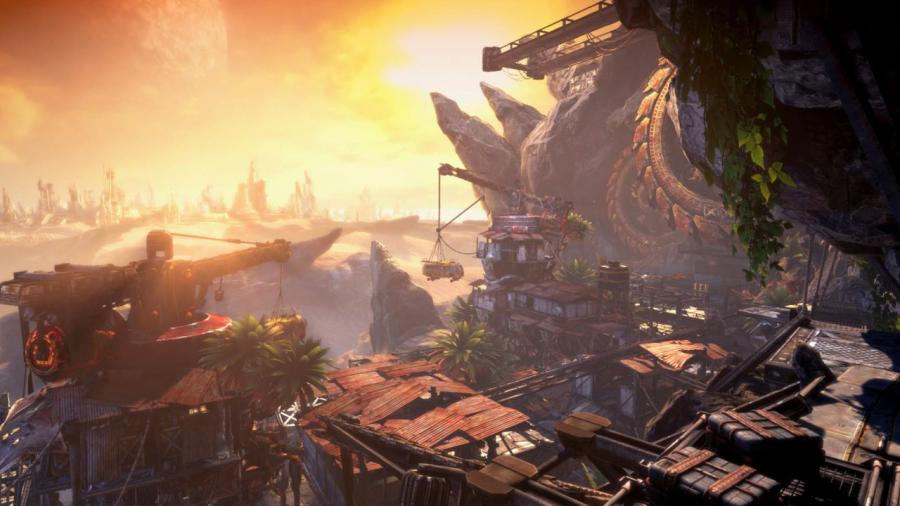 Bulletstorm - Full Clip Edition Screenshot 3