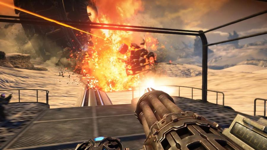 Bulletstorm - Full Clip Edition Screenshot 5