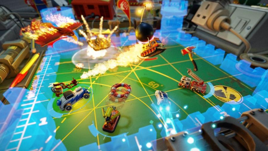 Micro Machines World Series Screenshot 4