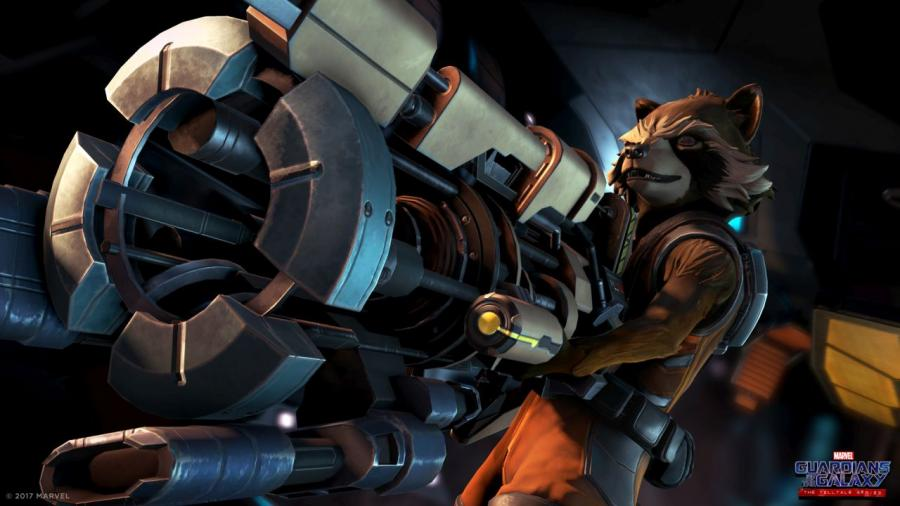 Marvel's Guardians of the Galaxy - The Telltale Series Screenshot 3