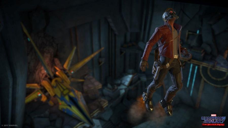 Marvel's Guardians of the Galaxy - The Telltale Series Screenshot 5