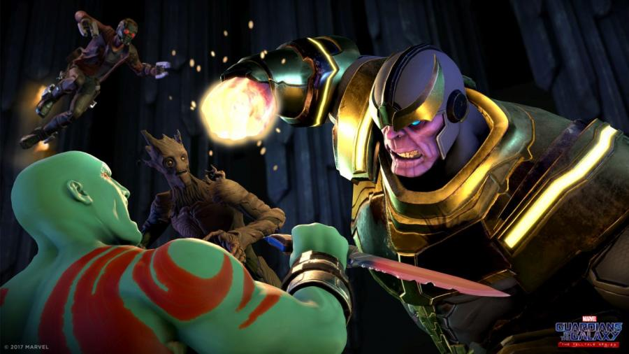 Marvel's Guardians of the Galaxy - The Telltale Series Screenshot 2