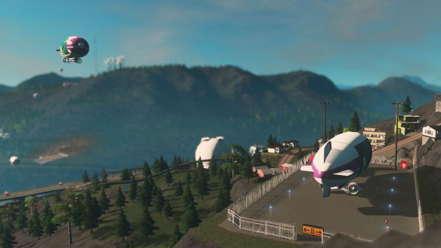 Cities Skylines - Mass Transit (DLC) Screenshot 5